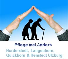 Pflegedienst Norderstedt, Langenhorn, Quickborn, Henstedt Ulzburg